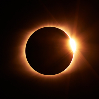 Partial Solar Eclipse in Capricorn, January 5, 2019